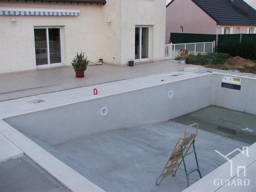 cheap le bton aspect bois with piscine beton aspect bois. Black Bedroom Furniture Sets. Home Design Ideas