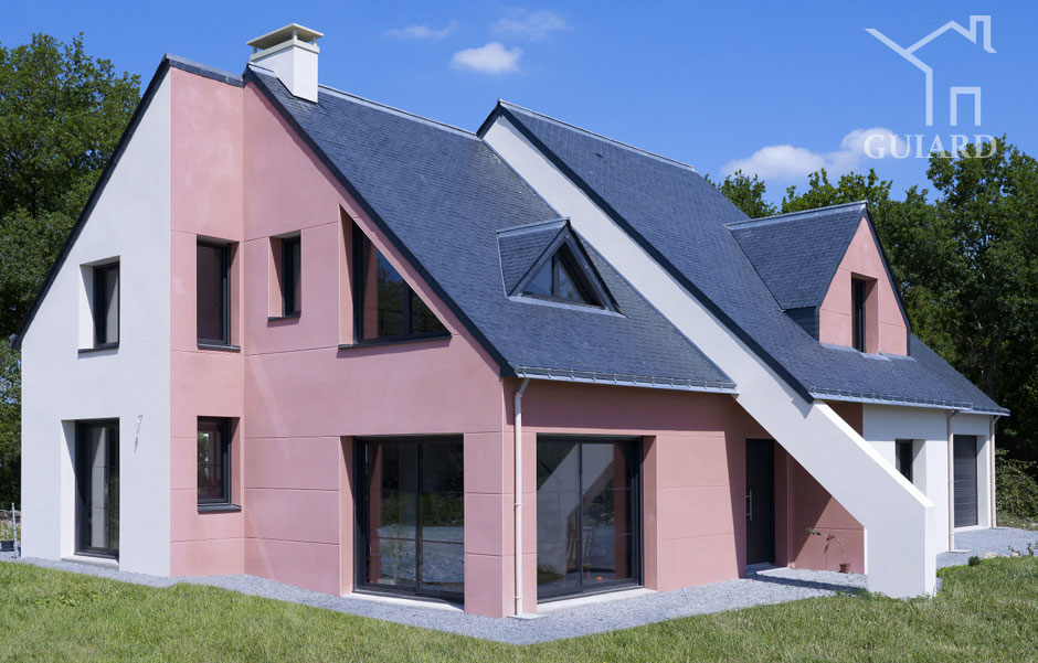 Constructions neuves guiard b timent for Tva construction maison neuve